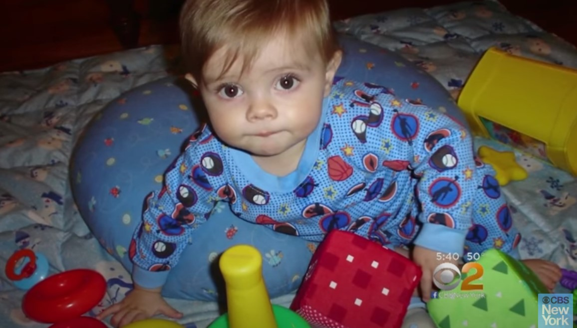 脳性麻痺の子供